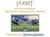 The Hobbit (J. R. R. Tolkien) - COMPLETE NO PREP ACTIVITIE