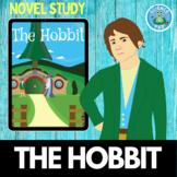 The Hobbit Novel Study | Workbook | Chapter Worksheets | M