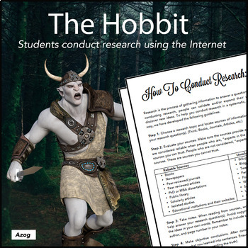 The Hobbit Project - PBL