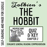 The Hobbit Quiz: Chapter 2