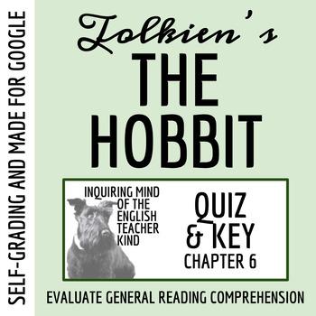 The Hobbit Quiz: Chapter 6