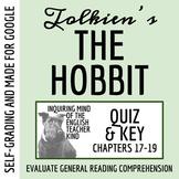 The Hobbit Quiz: Chapters 17, 18, 19