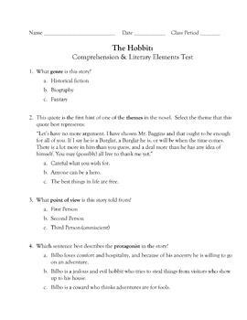 The Hobbit Test