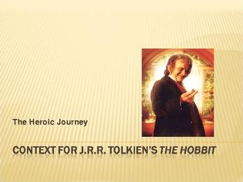 The Hobbit -- The Heroic Journey