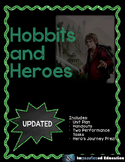 The Hobbit Unit Plan and Resources
