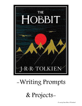 The Hobbit Writing Prompts and Projects