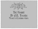 The Hobbit - book projects