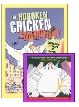 The Hoboken Chicken Emergency Reading Response Activities