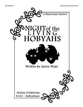 The Hobyahs -a Short play-