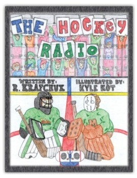 The Hockey Radio Bundle #1: Softcover Book and Teacher's Guide
