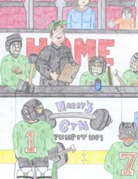 The Hockey Radio - Softcover Copy