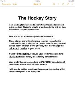 The Hockey Story