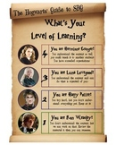 The Hogwarts' Guide to SBG