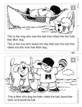 The Hole That Matt Dug