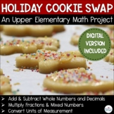 Holiday Math Project