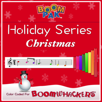 Boomwhackers® Christmas Songs - The Holiday Series #1 (10 Songs)