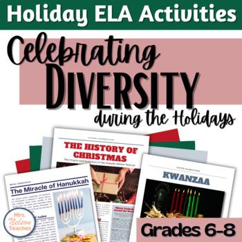 The Holidays - Hanukkah, Kwanzaa and Christmas