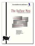 """The Hollow Men"" COMPLETE UNIT EDITABLE Activities,Tests,E"