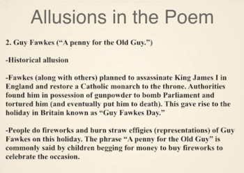 The Hollow Men PowerPoint and Annotation Guide