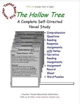 The Hollow Tree: A Complete Novel Study