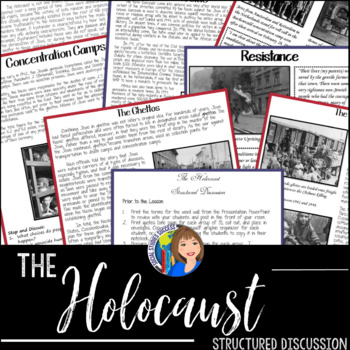 Holocaust - Anne Frank or Night Activity