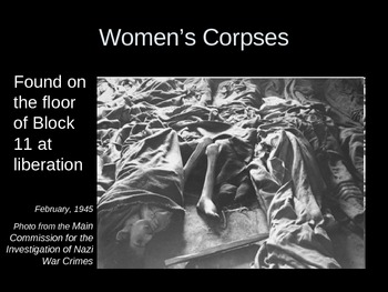 The Holocaust Concentration and Death Camps PowerPoint Presentation