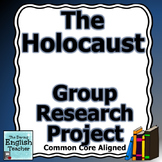 Holocaust Group Research Project