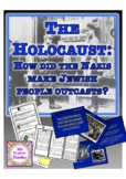 The Holocaust - How did the Nazis turn Jewish people into outcasts.