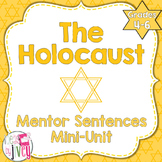 The Holocaust Mentor Sentences & Interactive Activities Mi