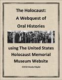 The Holocaust: Personal Stories Webquest