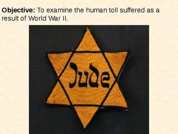 The Holocaust PowerPoint Presentation