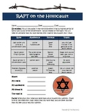 Holocaust RAFT Activity and Assessment