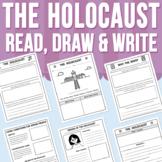 The Holocaust - Read, Draw & Write