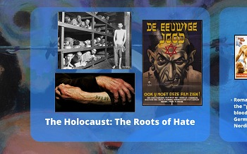 The Holocaust: Roots of Hate; a Captivating, Haunting, and