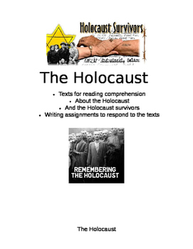 The Holocaust Stories
