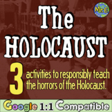 Holocaust Centers Exploration: Students explore 6 Holocaust stations!