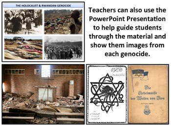 The Holocaust & The Rwanda Genocide