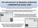 The Holocaust & The Rwanda Genocide - Essay Unit