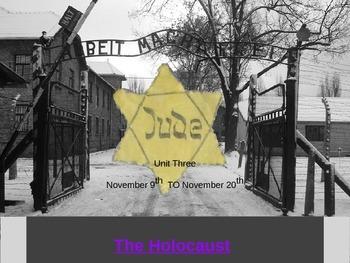 The Holocaust:
