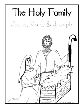 The Holy Family: Readers Theater Skit