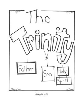 The Holy Trinity Booklet - Religion