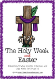 The Holy Week and Easter Notebooking Page