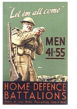 The Home Guard Word Search