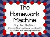 The Homework Machine by Dan Gutman: Character, Plot, Setting