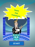 The Homonym Game