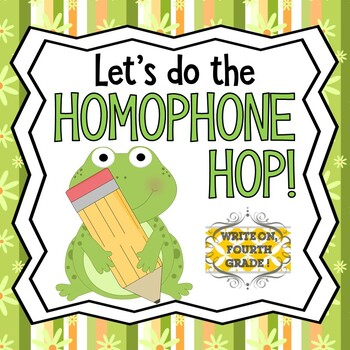 The Homophone Hop