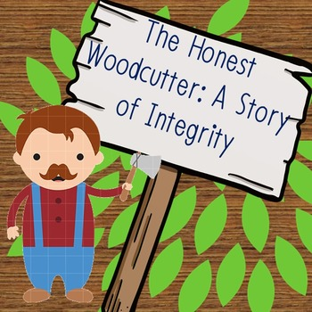 Character Ed Lesson- A Story of Integrity