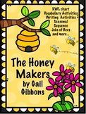 The Honey Makers by Gail Gibbons