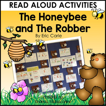 The Honeybee and The Robber by Eric Carle