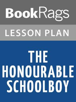The Honourable Schoolboy Lesson Plans